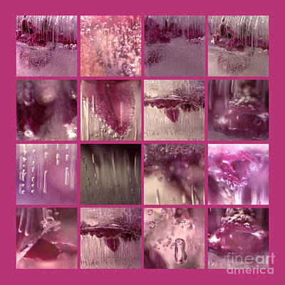 Photograph - Pink Collage by Randi Grace Nilsberg