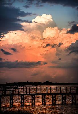 Pink Dawn Photograph - Pink Dawn by Karen Wiles