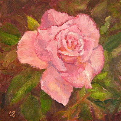 Painting - Pink Delight by Robie Benve