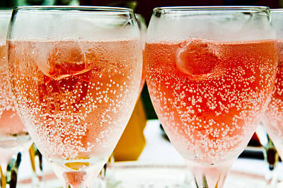 Photograph - Pink Fizz by Mick House