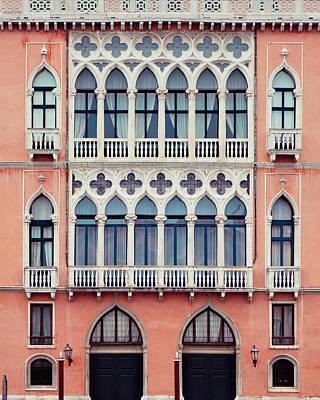 Photograph - Pink Gothic by Irene Suchocki