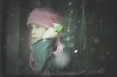 Photograph - Pink Hat by Valerie Rosen