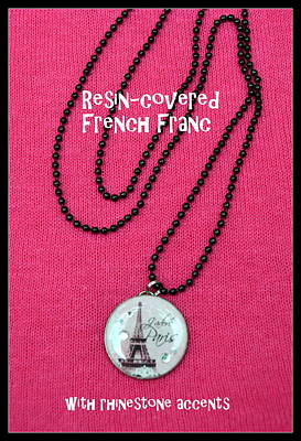 Jewelry - Pink I Adore Paris by Carla Parris