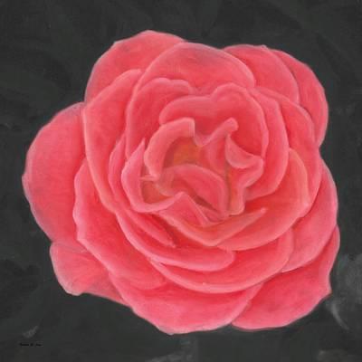 Pastel - Pink Pastel Rose by Barbara St Jean