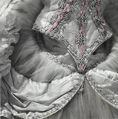 Pink Ribbon  Ballet Costume Original