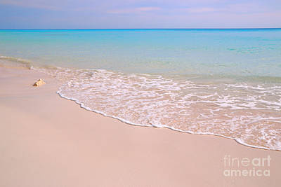 Photograph - Pink Sand Beach by Charline Xia