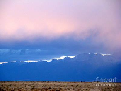 Photograph - Pink Sky by Eva Kato