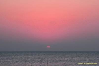 Photograph - Pink Sun by Nance Larson