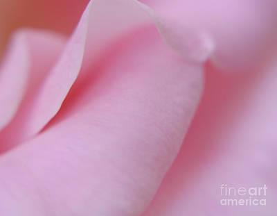 Absract Photograph - Pink Surf by Irina Wardas