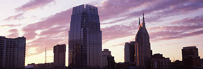 Davidson County Photograph - Pinnacle At Symphony Place by Panoramic Images