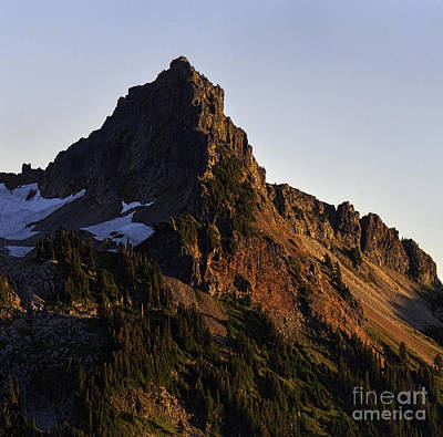 Photograph - Pinnacle Peak II by Sharon Seaward