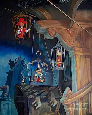 Photograph - Pinocchio by Carol  Bradley