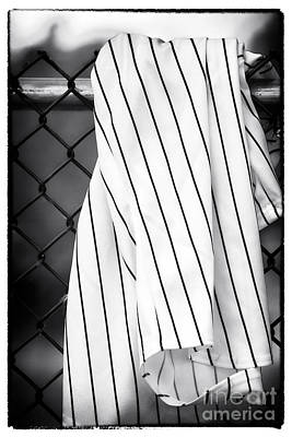 Photograph - Pinstripes by John Rizzuto