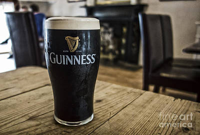 Photograph - Pint Of Guinness by Jim Orr