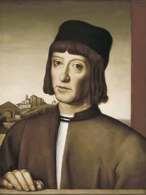Colonial Man Photograph - Pinzon, Mart�n Alonso Y��ez  -1493 by Everett