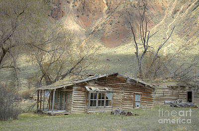 Photograph - Pioneer Life by Idaho Scenic Images Linda Lantzy