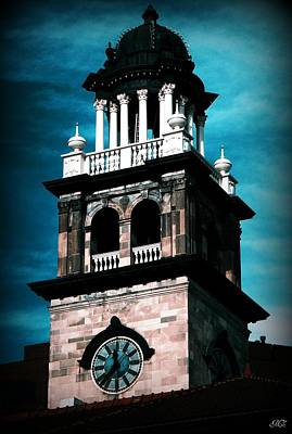 Art Print featuring the photograph Pioneers Museum by Michelle Frizzell-Thompson