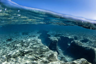Photograph - Pipe Reef. by Sean Davey