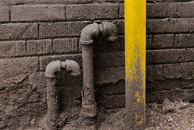 Photograph - Pipes by Jim Vance