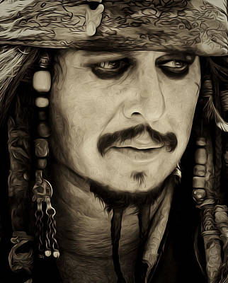 Photograph - Pirate Look A Like by Wayne Wood