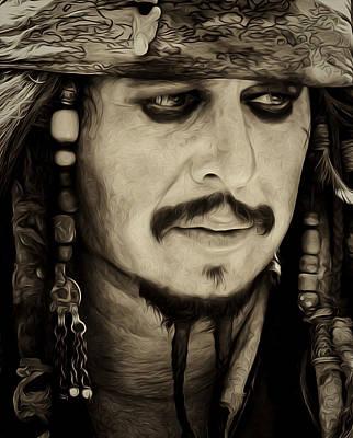 Photograph - Pirate Look A Like by Wayne Wood
