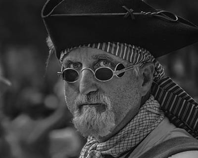 Photograph - Pirate  by Mario Celzner