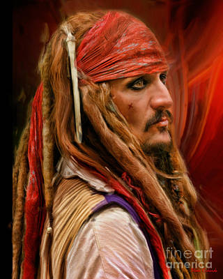 Photograph - Pirate Of The Caribbean by Blake Richards