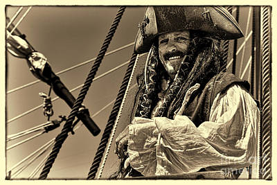 Photograph - Pirate by Olga Hamilton