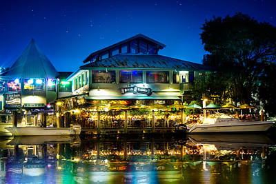Photograph - Pirate Republic Restaurant Ft. Lauderdale by Mark Andrew Thomas