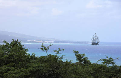 Spot Of Tea - Pirates Ship by Rosalie Scanlon