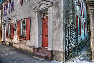 Story-1920s Photograph - Pirates House Charleston Sc by Dale Powell