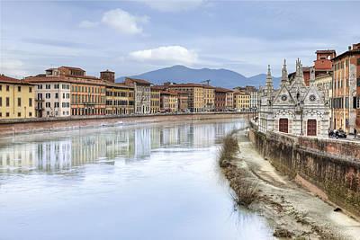 Pisa Art Print by Joana Kruse