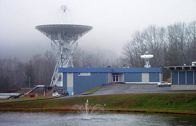 Photograph - Pisgah Astronomical Research Institute by Duane McCullough