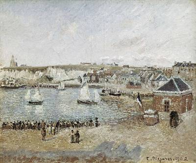 Pissarro, Camille 1830-1903. The Outer Art Print