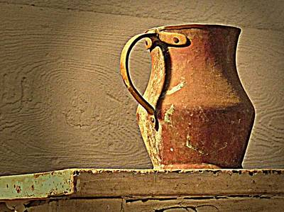Photograph - Pitcher Perfect by Jo Sheehan