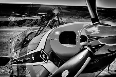 Photograph - Pitts Sb-2 Biplane by David Patterson