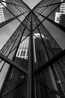 Photograph - Pittsburgh  Abstract  by Emmanuel Panagiotakis