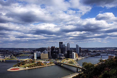 Photograph - Pittsburgh After The Storm by Michelle Joseph-Long