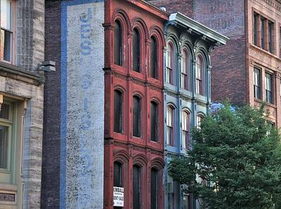 Photograph - Pittsburgh Architecture 2 by Steven Richman