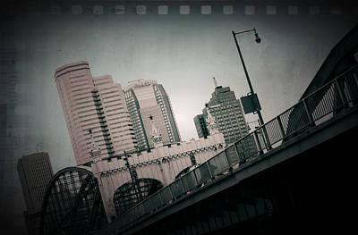 Pittsburgh Skyline From Station Square Art Print by Kenneth Krolikowski