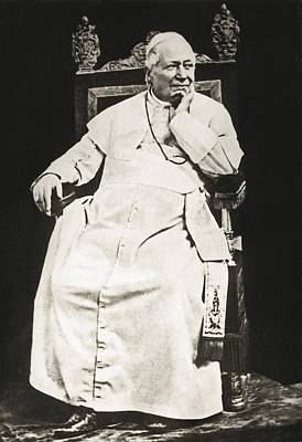 1835 Photograph - Pius X, Saint 1835-1914. Pope by Everett