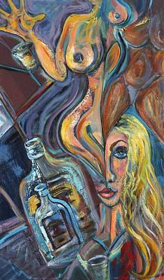 Addict Painting - Pivotal Moments by Susi LaForsch