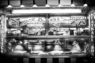 Photograph - Pizza Pizza II by Mark Andrew Thomas