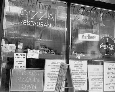 Photograph - Pizza Place by Dave Beckerman