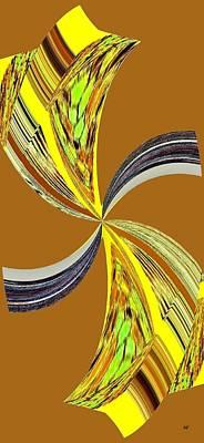Digital Art - Pizzazz 46 by Will Borden