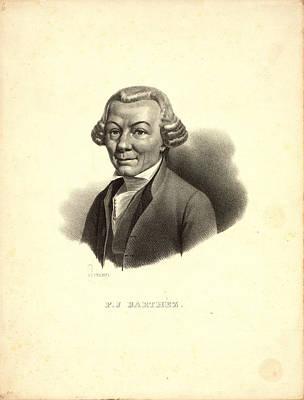 P.j. Barthez  Pigueron., Ca. 1800 Art Print by Litz Collection