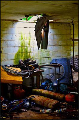 Place For My Stuff Art Print by Jeffrey Platt