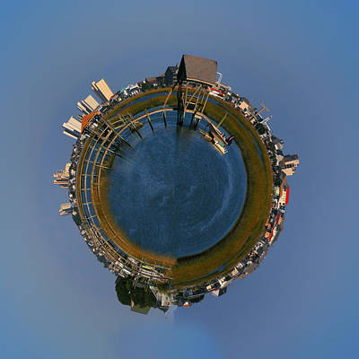 Photograph - Planet Murrells Inlet by Bill Barber