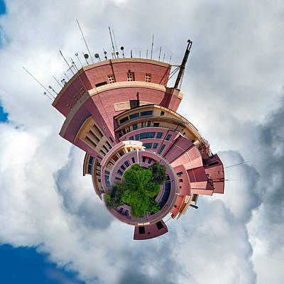 Photograph - Planet Tripler by Dan McManus