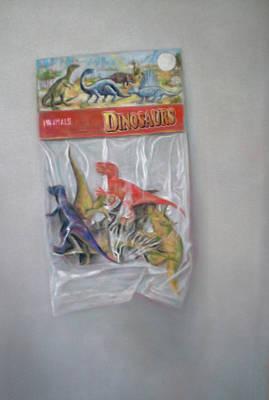 Plastic Dinosaurs  Art Print